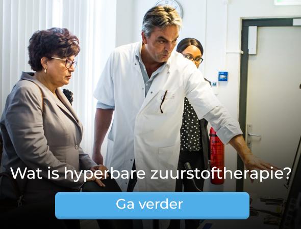 hyperbare zuurstoftherapie
