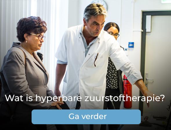 hyperbare-zuurstoftherapie